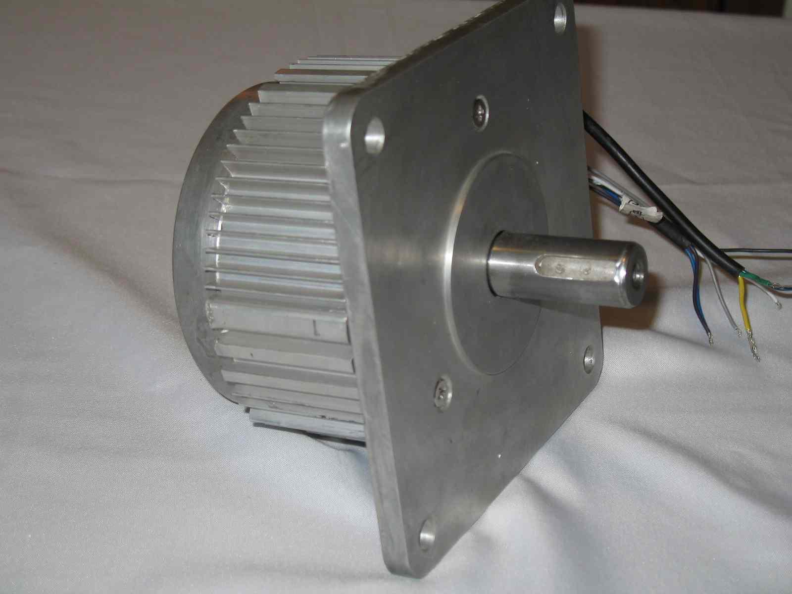 Brushless Electric Motor