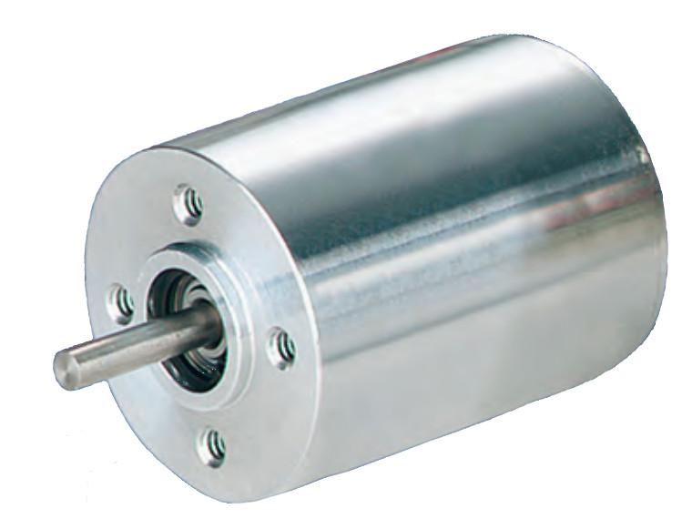 Industrial Brushless DC Motor