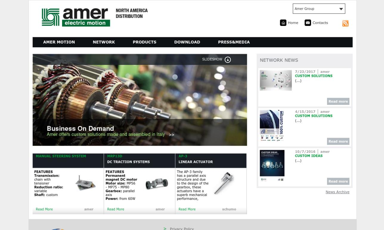 Amer Electric Motion
