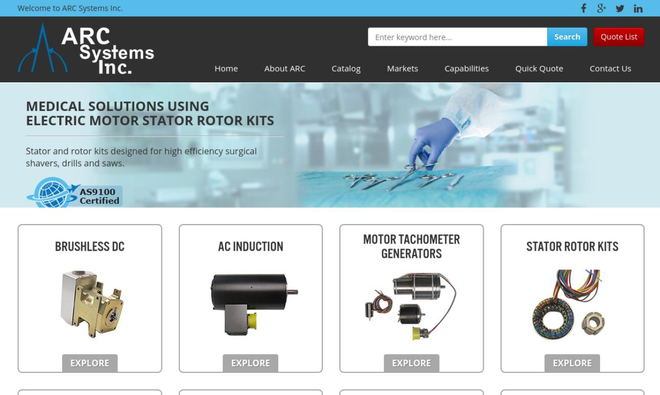 ARC Systems, Inc.