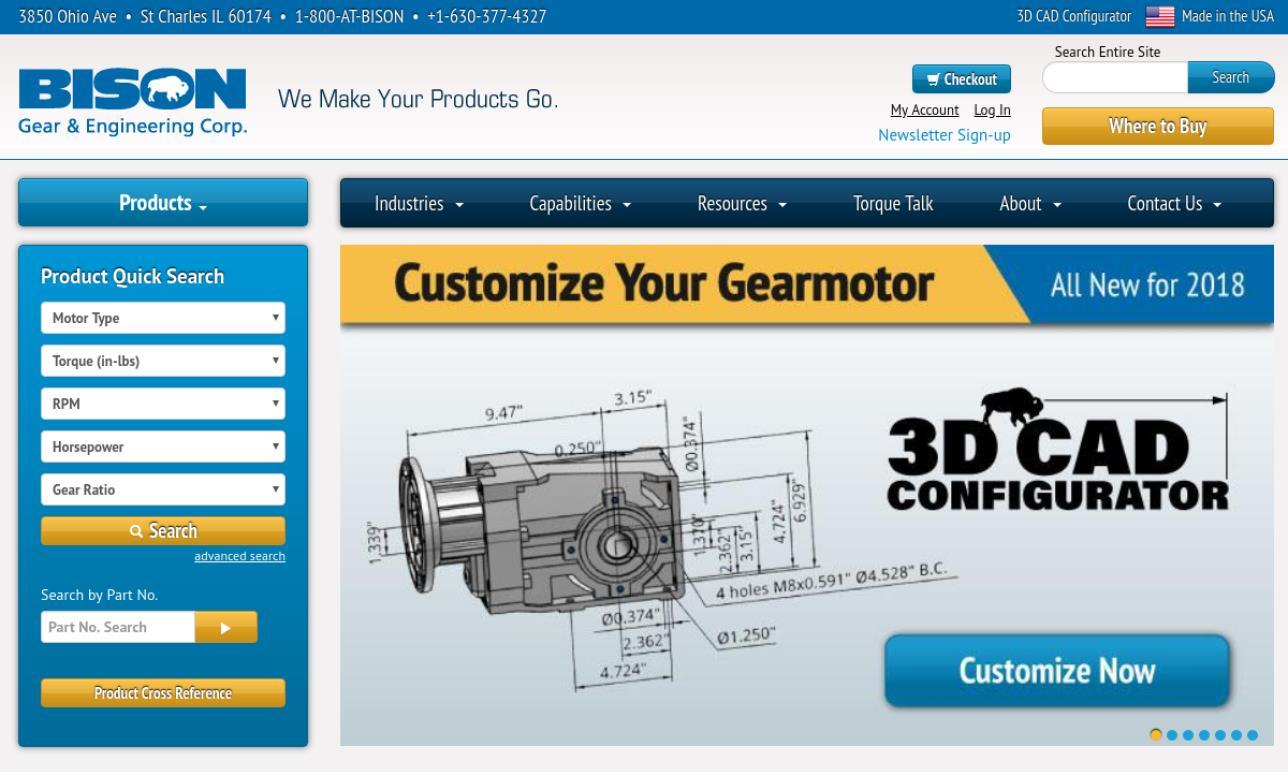 Bison Gear & Engineering Corp.