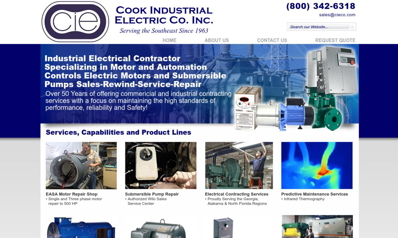 Cook Industrial Electric Co., Inc.