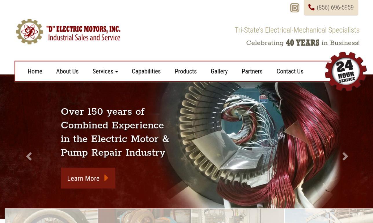 D Electric Motors, Inc.
