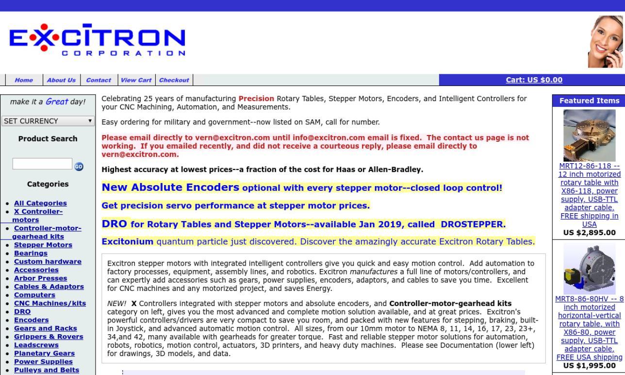 Excitron Corporation