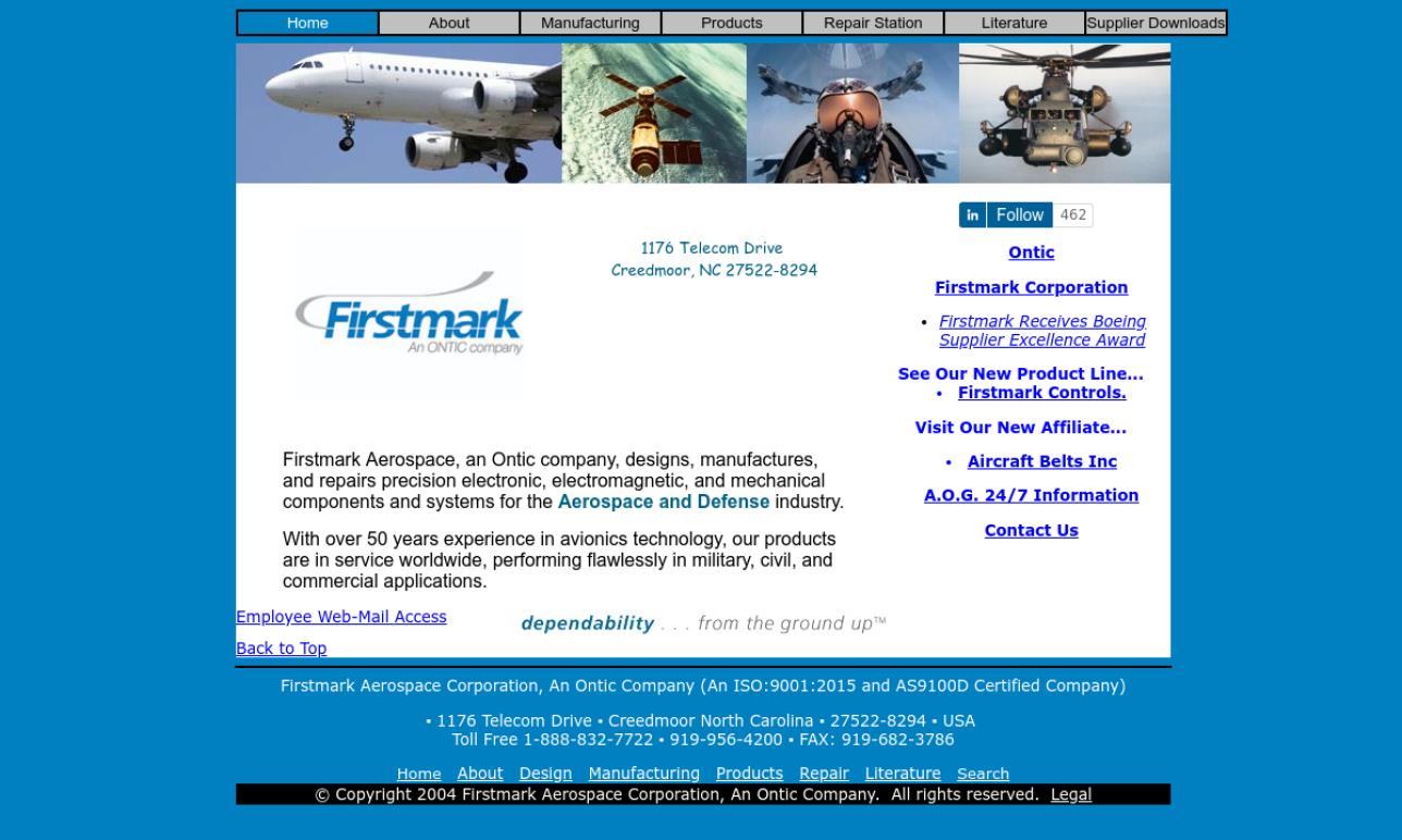Firstmark Aerospace Corporation