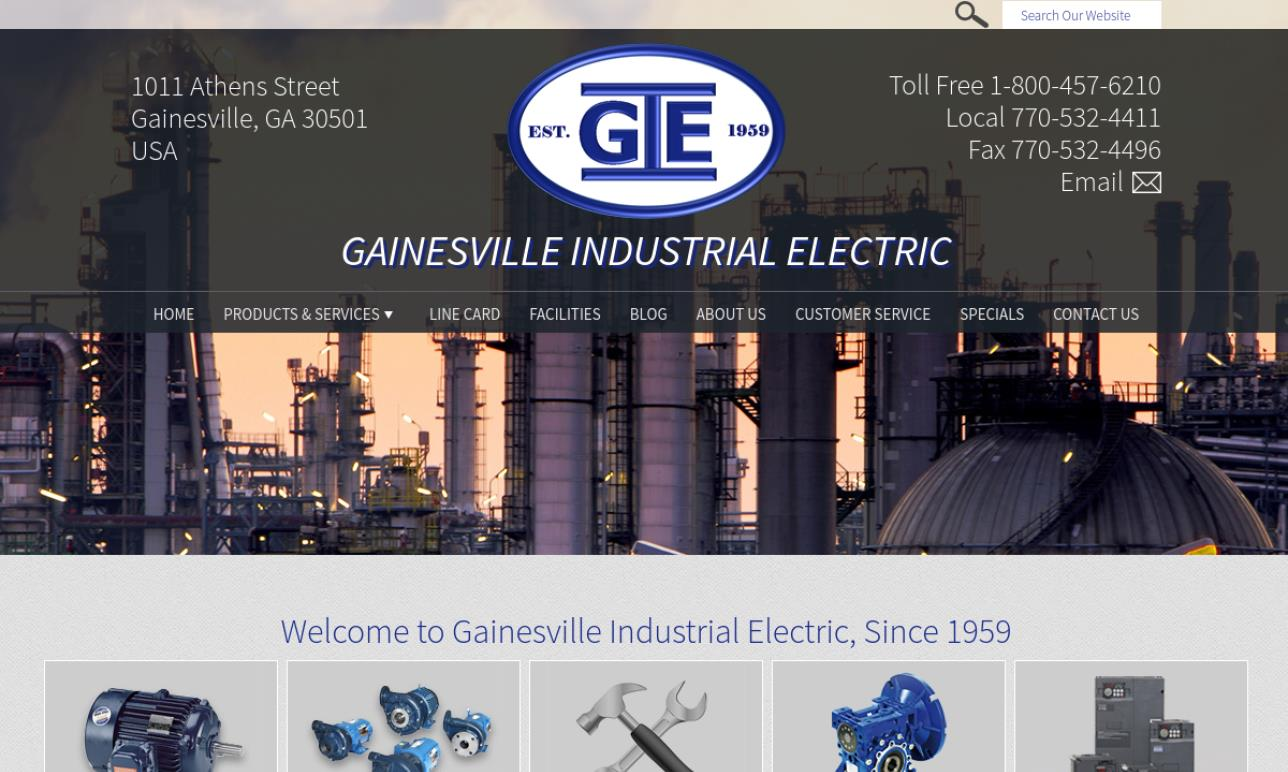 Gainesville Industrial Electric Co.