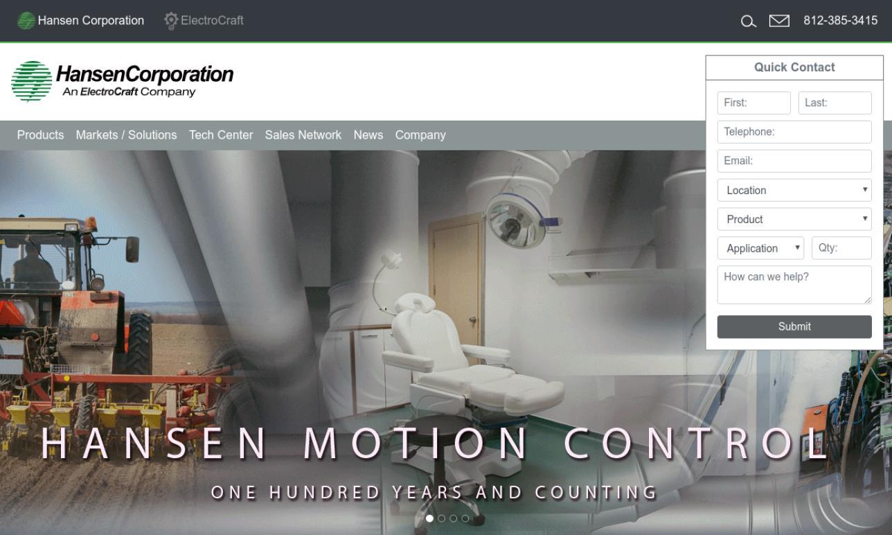 Hansen Corporation