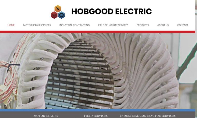Hobgood Electric & Machinery Co., Inc.