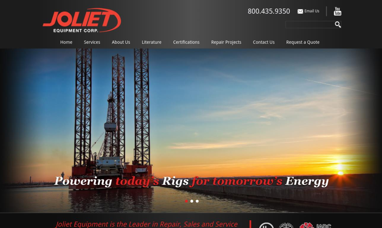 Joliet Equipment Corp.