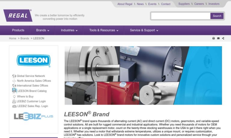 LEESON Electric Corporation