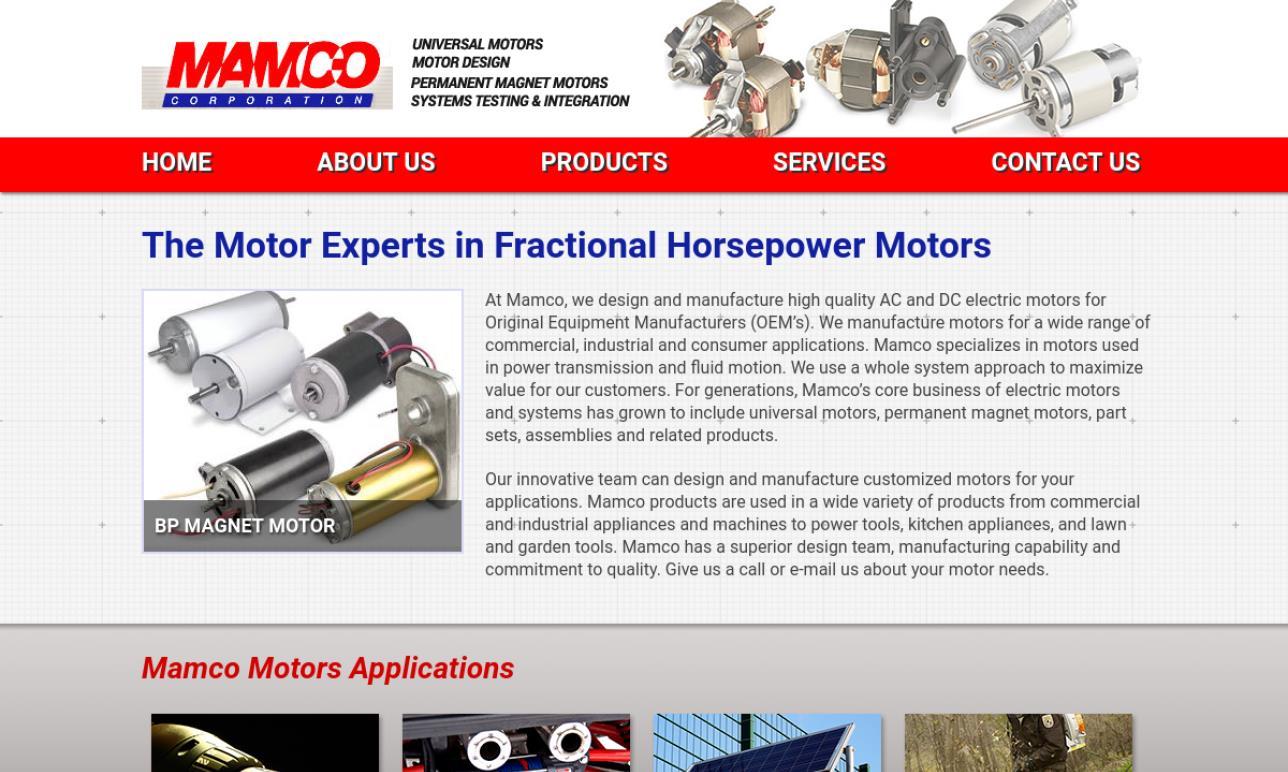 Mamco Corporation