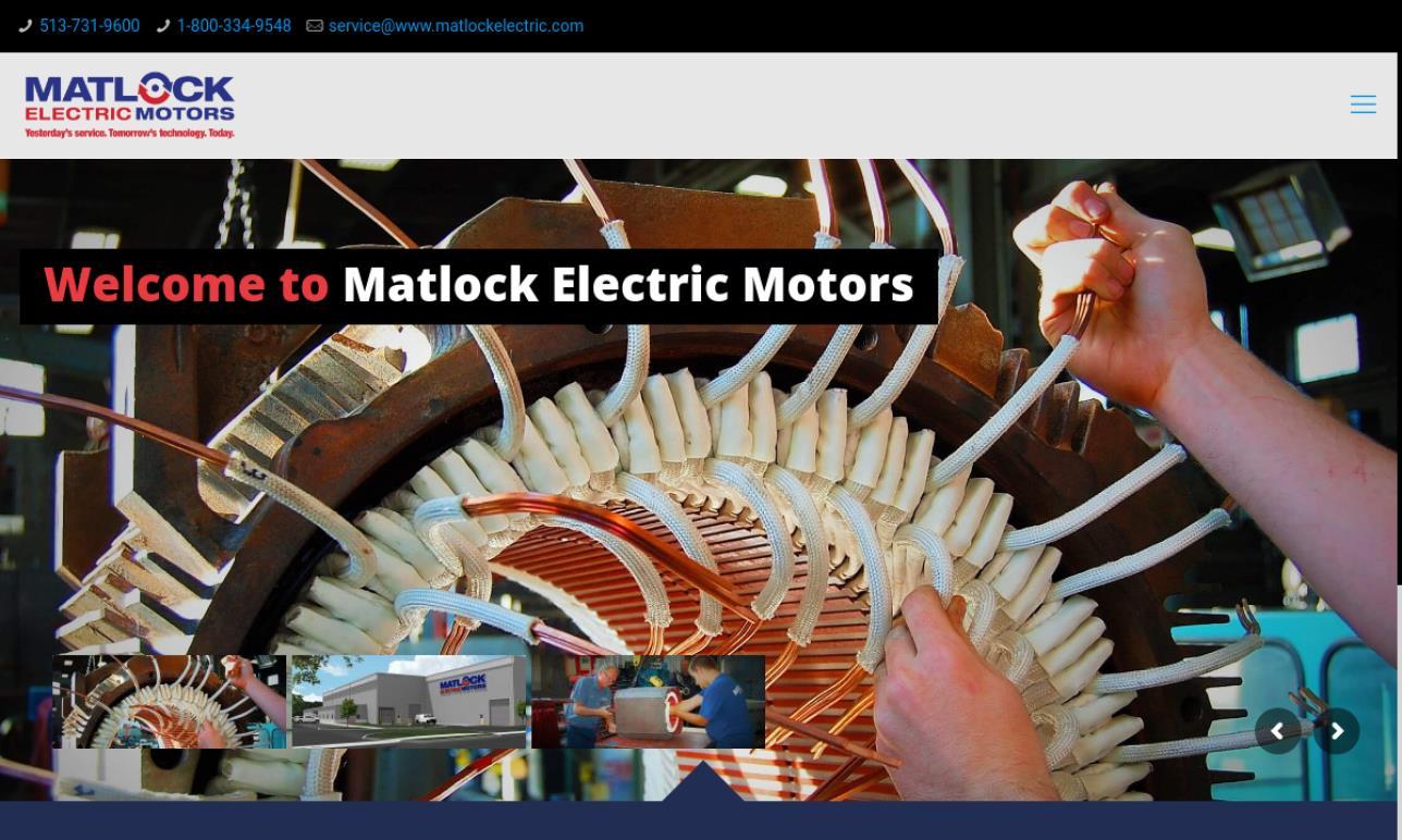 Matlock Electric Co., Inc.