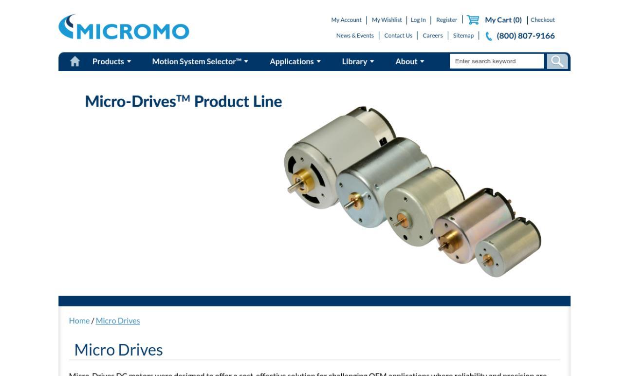 Micro-Drives