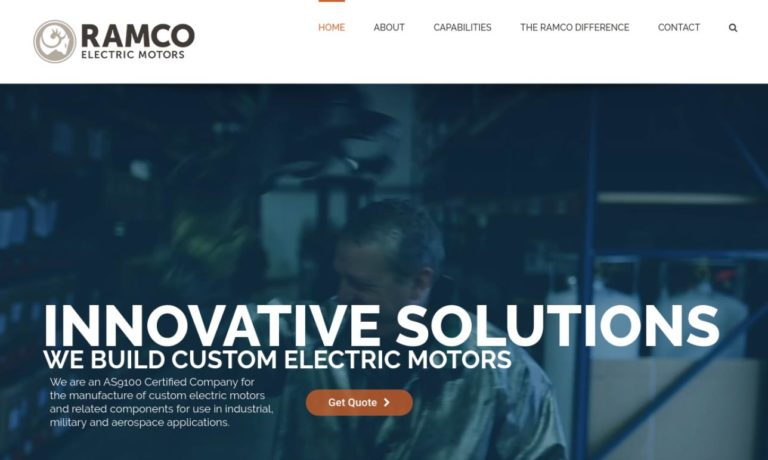 Ramco Electric Motors, Inc.