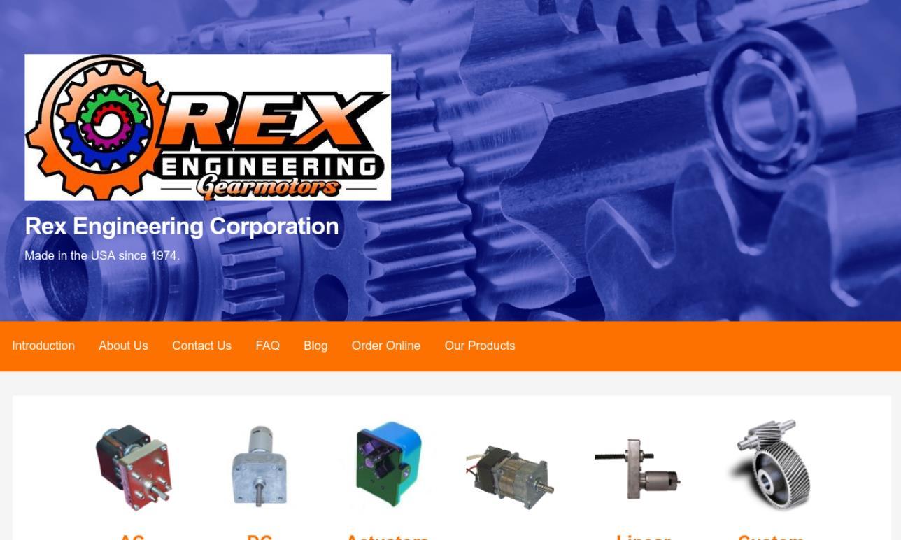 Rex Engineering Corp.