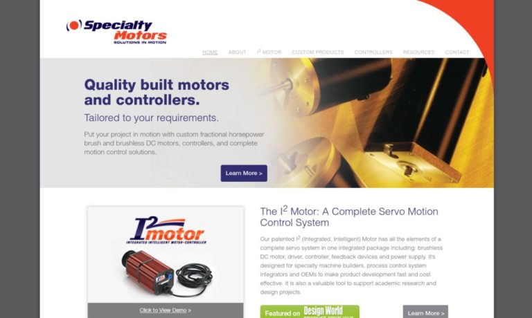 Specialty Motors, Inc.