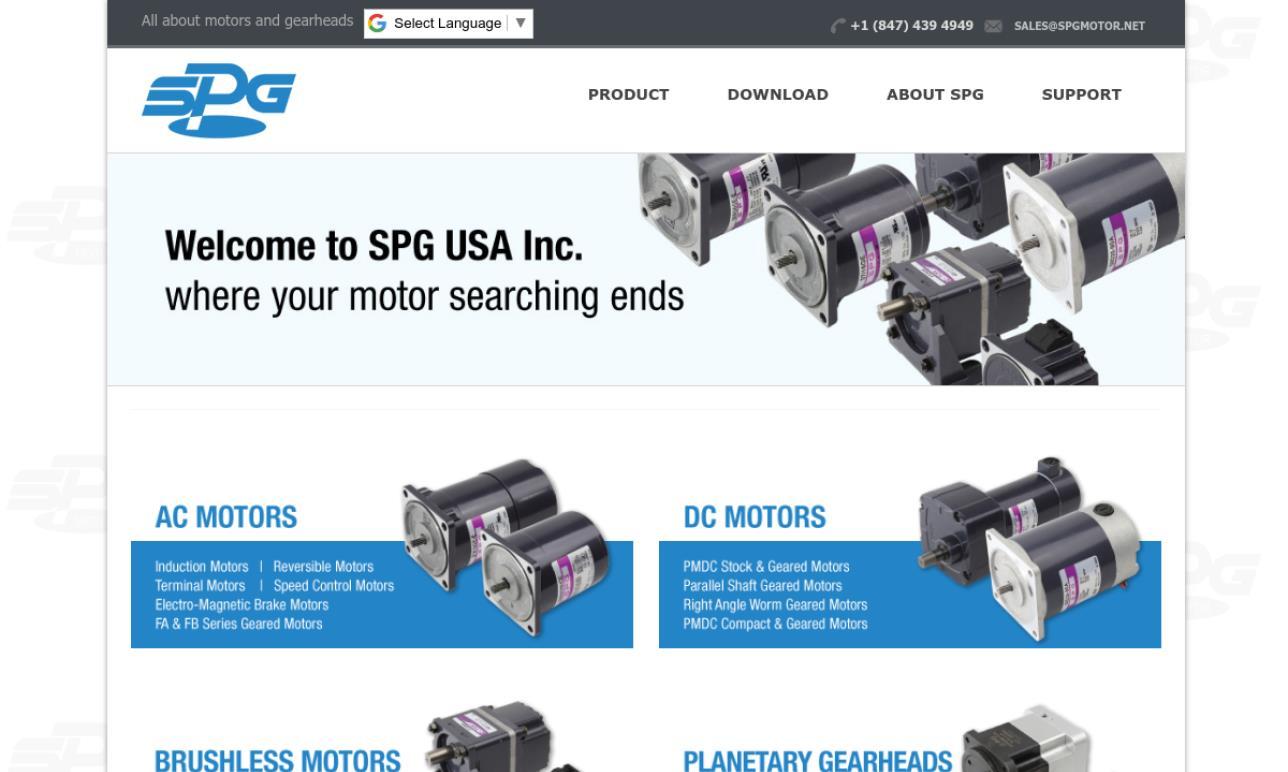 SPG USA Inc.