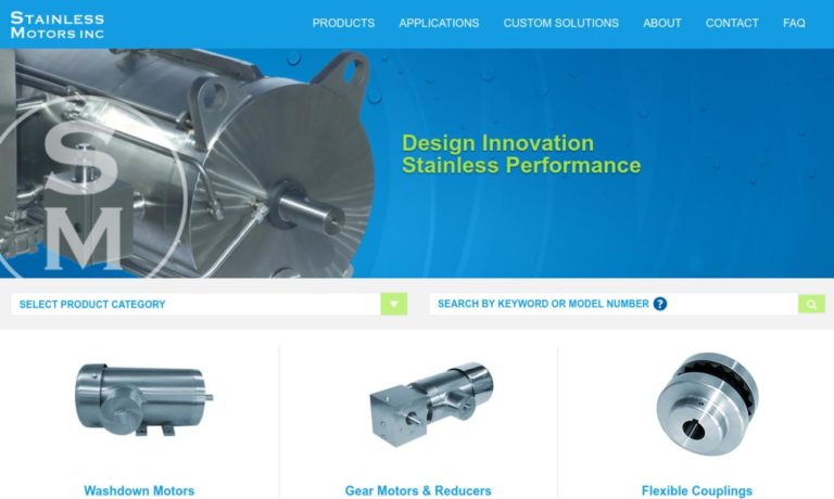 Stainless Motors, Inc.