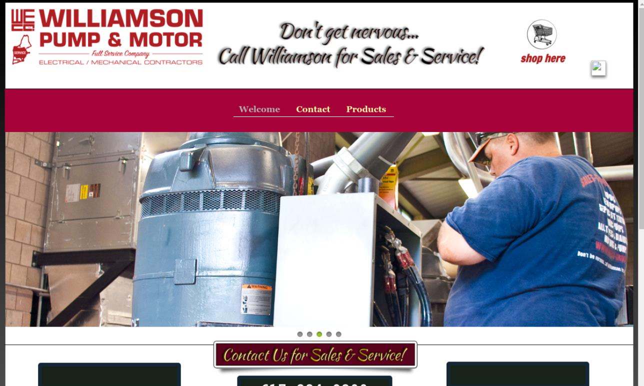 Williamson New England Electric Motor Service Corp.