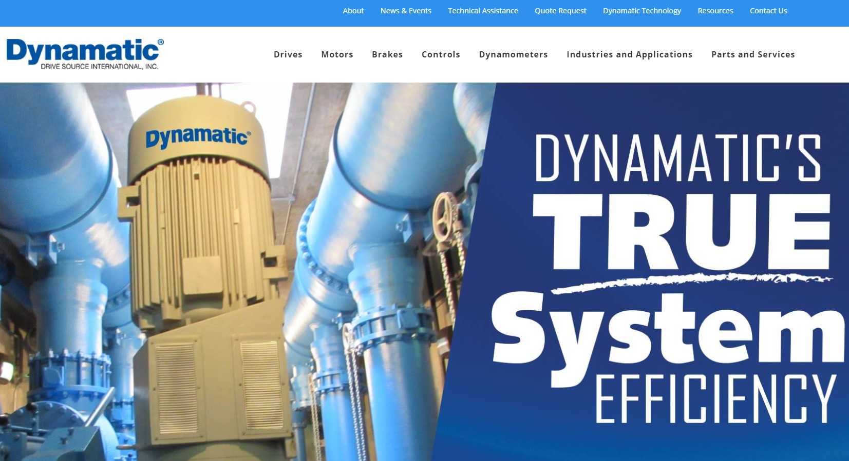 Drive Source International/Dynamatic