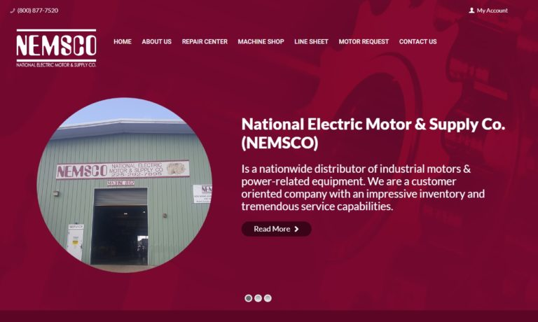 National Electric Motor & Supply Co.