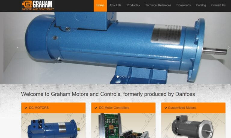 Graham Motors & Controls